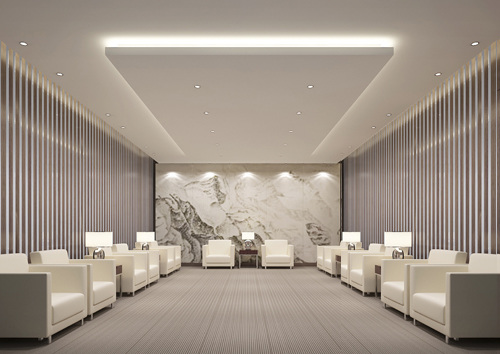 The Concept Tries To Transmit An Image Of A Modern, International And  Competent Bank, Reliable In And Outside Of China.