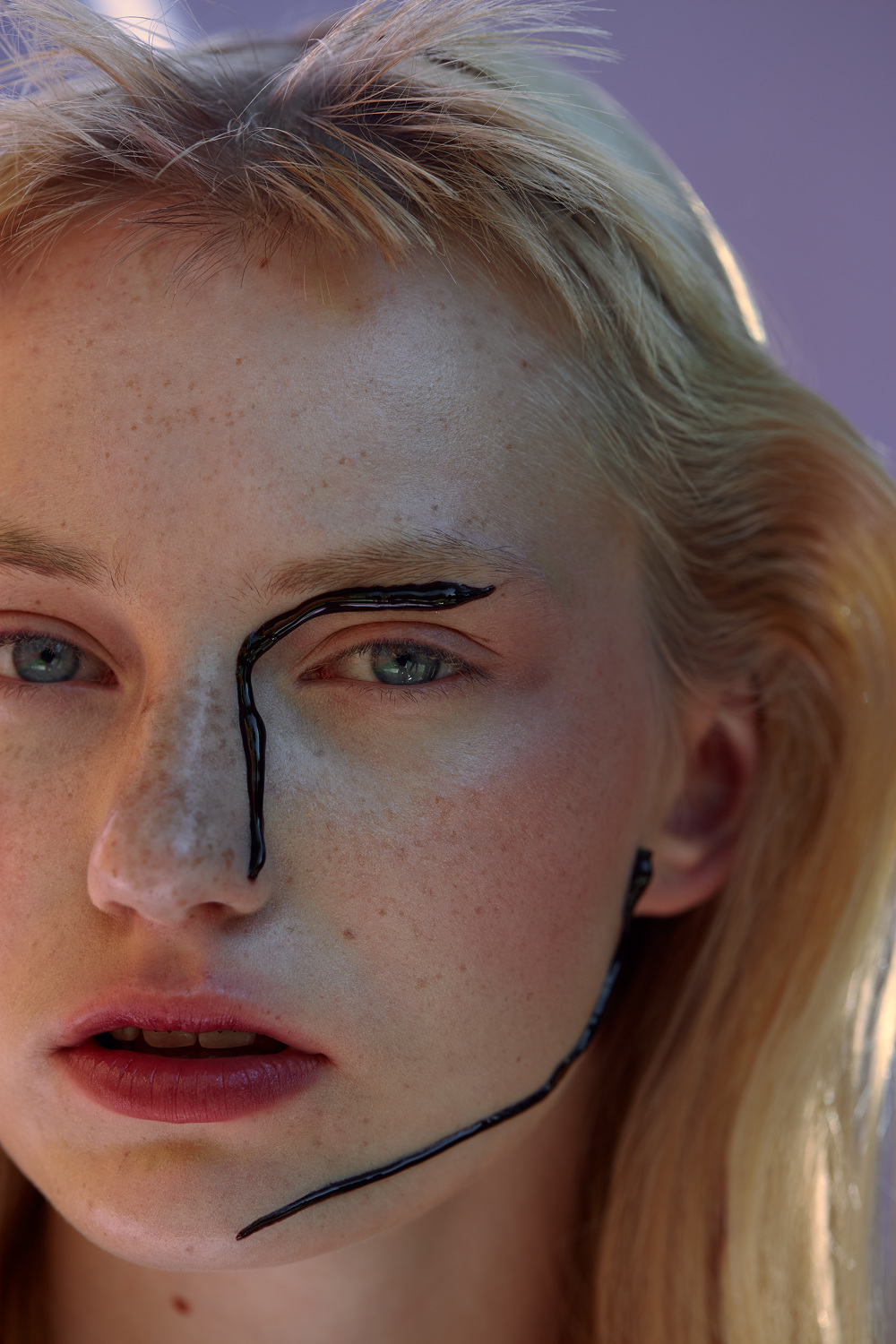 Lines On My Face - Erle Taklai Make-Up
